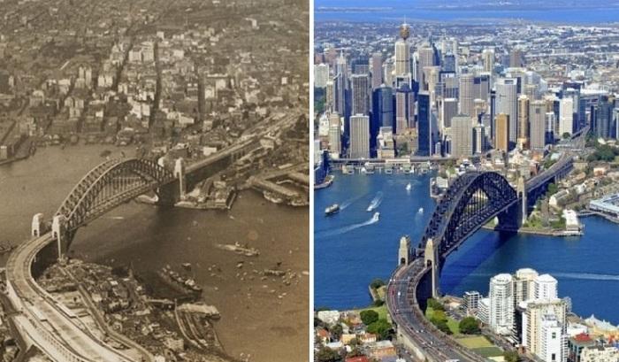 Как изменился облик городов в XX веке.