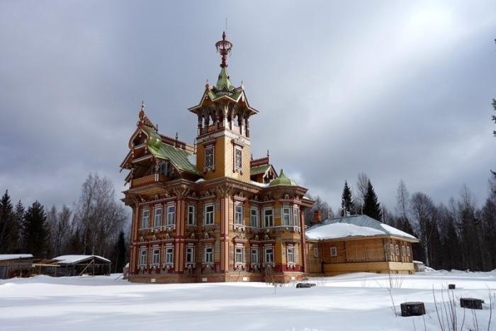 Дом Сазонова, отреставрированный в 2016 году. | Фото: intermedia24.ru.