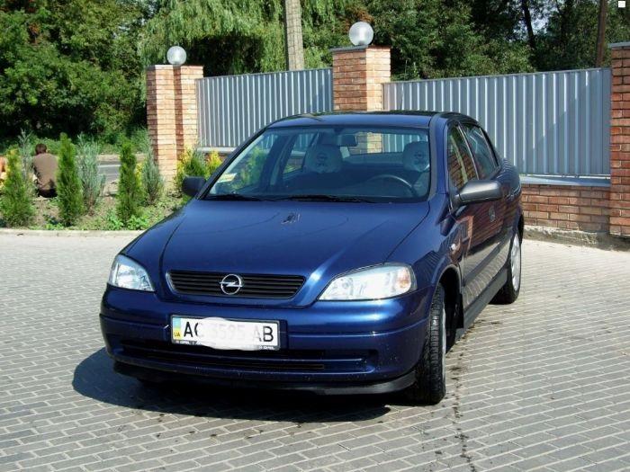 Opel Astra G. | Фото: i2.autoprodazha.com.