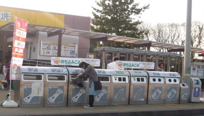 Как Япония поборола мусорные свалки.