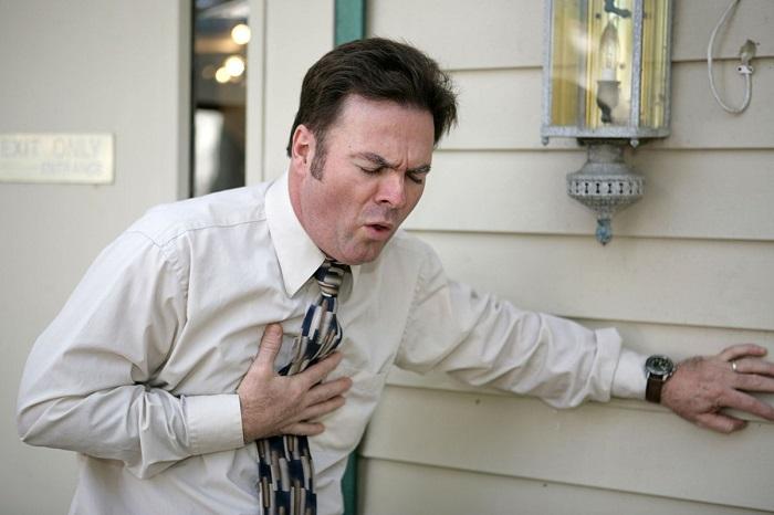 5 признаков, по которым можно заранее распознать сердечный приступ/