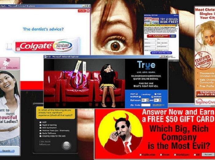 Для тех, кого нервирует контекстная реклама. | Фото: best-mobile.com.ua.