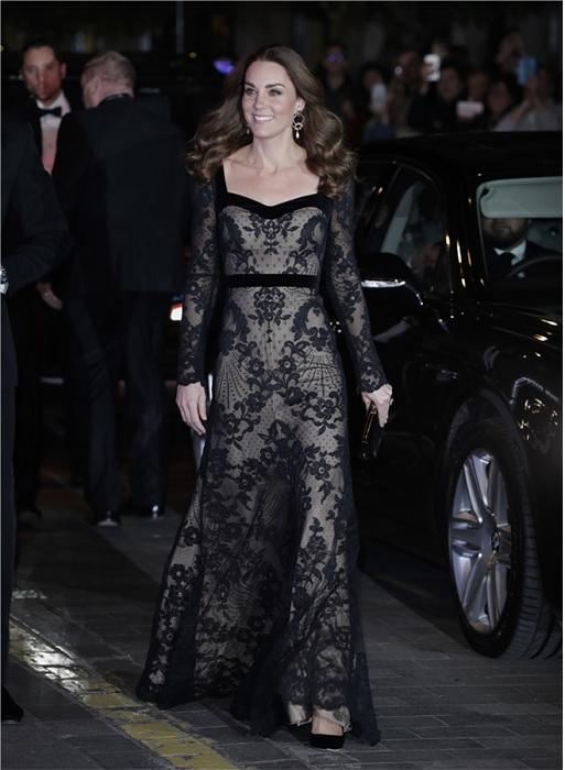 Герцогиня Кембриджская Кейт Миддлтон. | Фото: trendus.igte.ch.