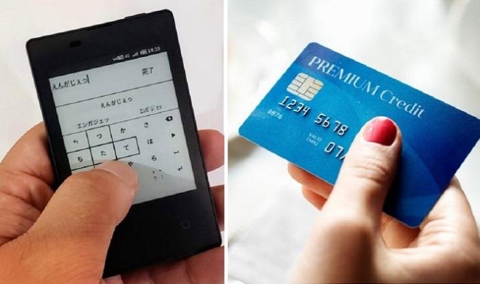 В мире появился новый «самый тонкий» смартфон.