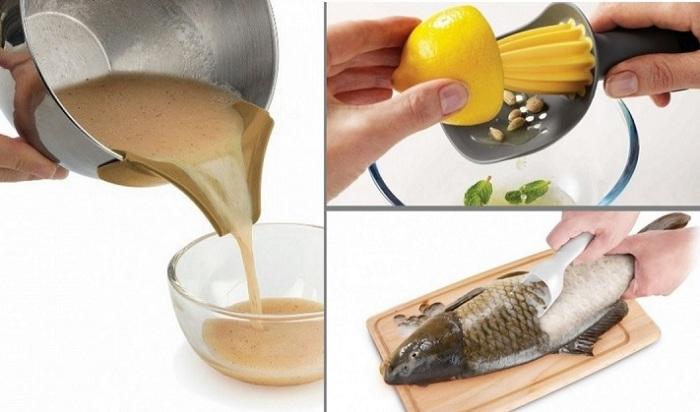 Новые и интересные приспособления для легкой готовки