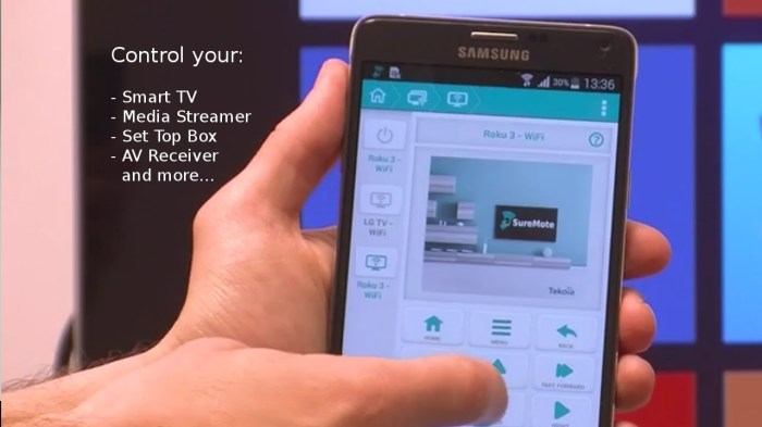Приложение Android TV Remote