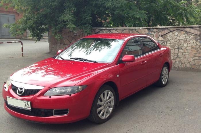 Mazda 6 первого и второго поколений имеют проблемы с ржавчиной. | Фото: drom.ru.