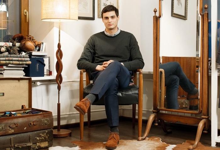 Главное, чтобы ботинки сидели. | Фото: daily.afisha.ru.