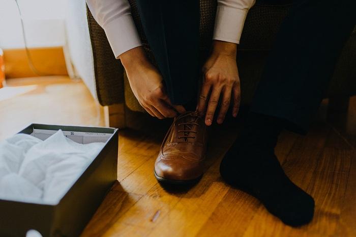 Полнота - важный фактор при выборе обуви. | Фото: instudios-nyc.com.