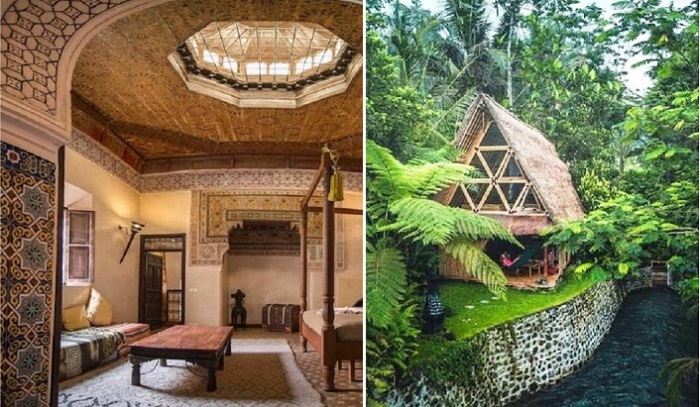 10 самых востребованных домов мира, где хочется остаться жить навсегда.