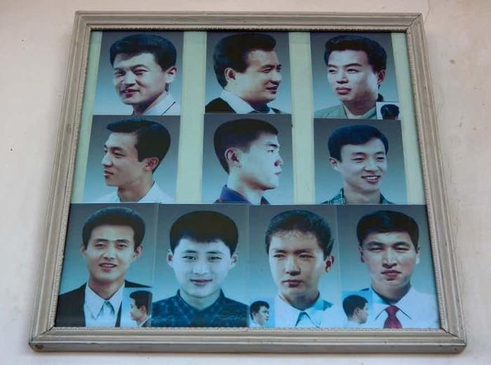 10 мужских причесок, разрешенных в Северной Корее. | Фото: therichest0.imgix.net.