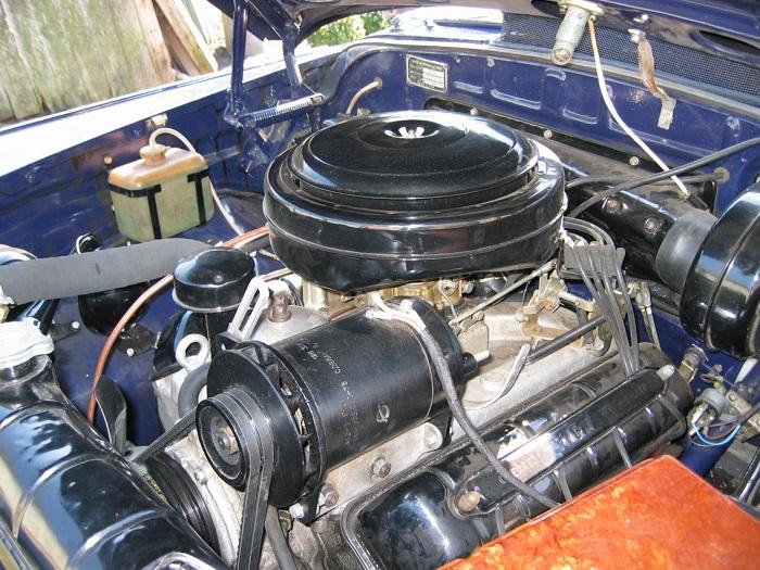 Мощный V8 под капотом «Волги» для КГБ.