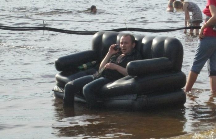 Снимки, которые убедят, что вы совершенно не умеете отдыхать.