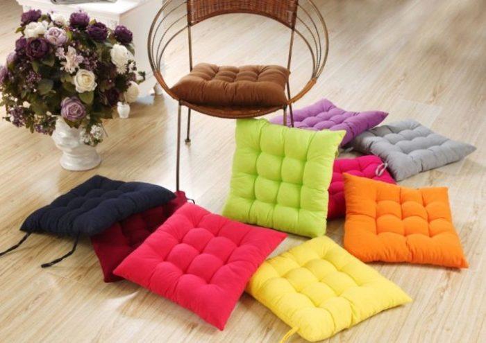 Старые подушки очень полезны, если знать как их применять.