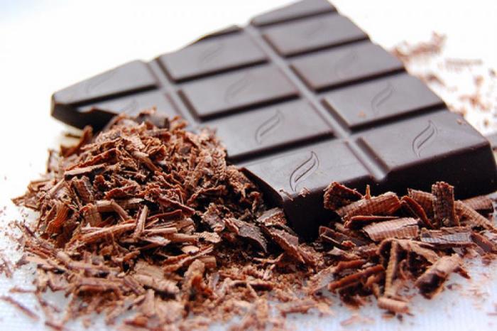 Шоколад приносит пользу.
