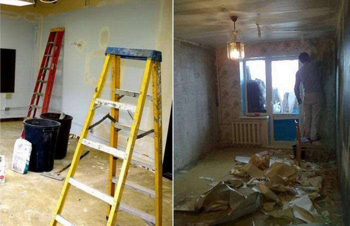 Как не попасться на удочку недобросовестных строителей, затевая ремонт.