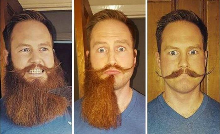 Как не лишиться бороды случайным образом.