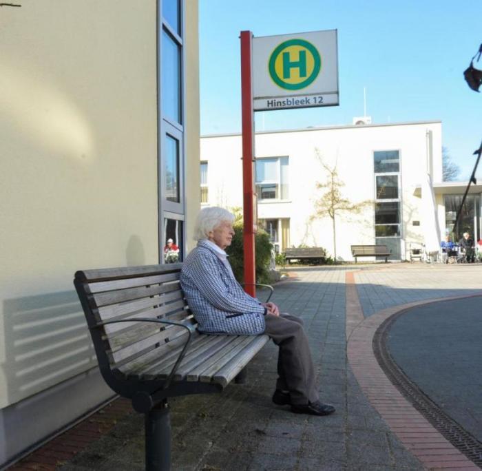 Псевдоостановки служат ловушками для больных деменцией. | Фото: arrajol.com.