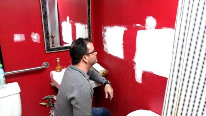 Наблюдатель за сохнущей краской. | Фото: facts-worldwide.info.