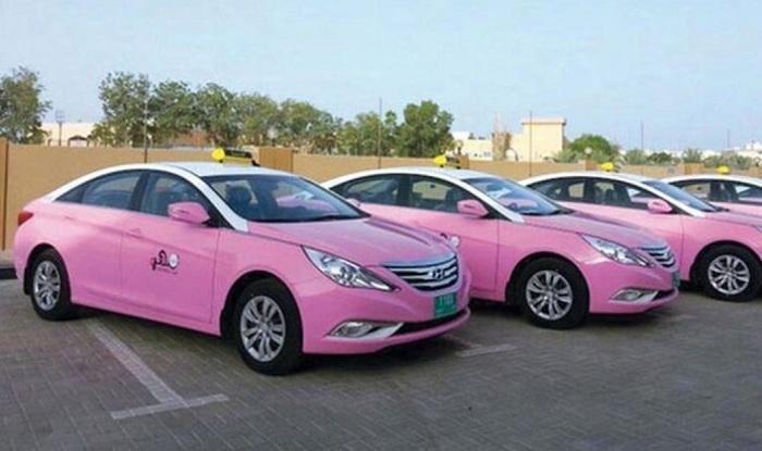 Самые необычные такси планеты.