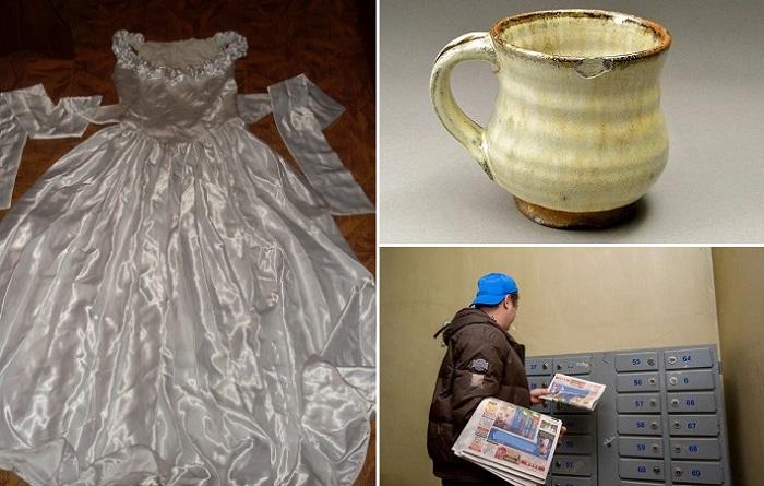 Старые вещи, от которых стоит избавиться, чтобы освободить место чему-то новому.