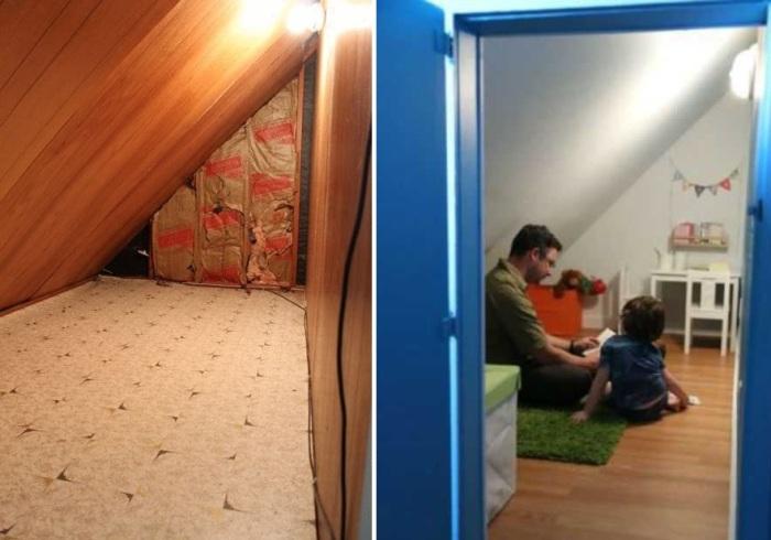 Секретная комната — самое лучшее, что можно подарить ребенку на день рождения!