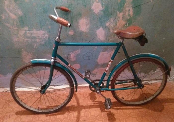 Еще один велосипед для молодежи. /Фото: yandex.by.