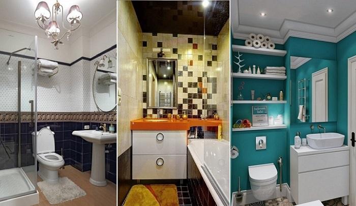 Воплотите в реальность свои мечты, пусть даже в небольших ванных комнатах.