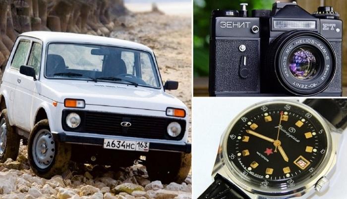 Сделано в СССР: 7 советских брендов, о которых знает весь мир.