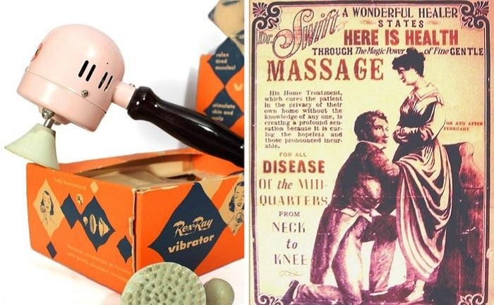 В XIX веке визит к доктору-массажисту был обычным делом.