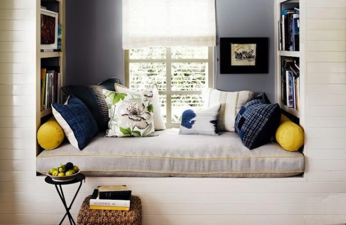 Уютный уголок в доме, или как организовать место для отдыха.