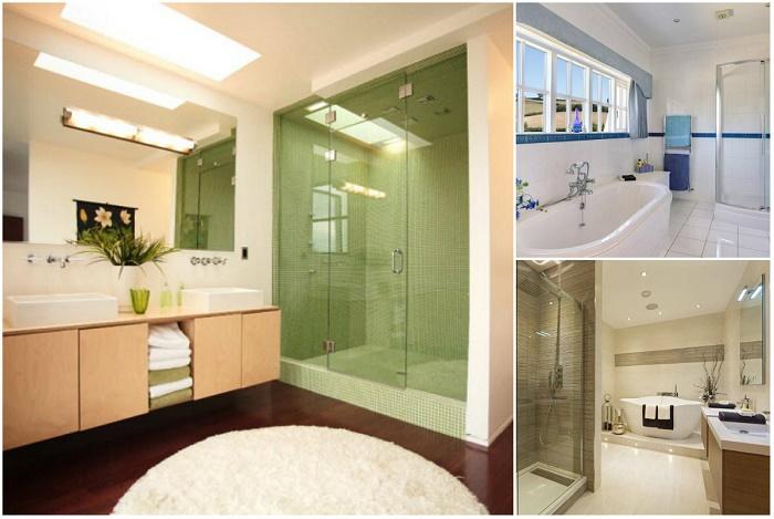 Ванная комната – это маленький рай расслабления после ежедневной суеты.