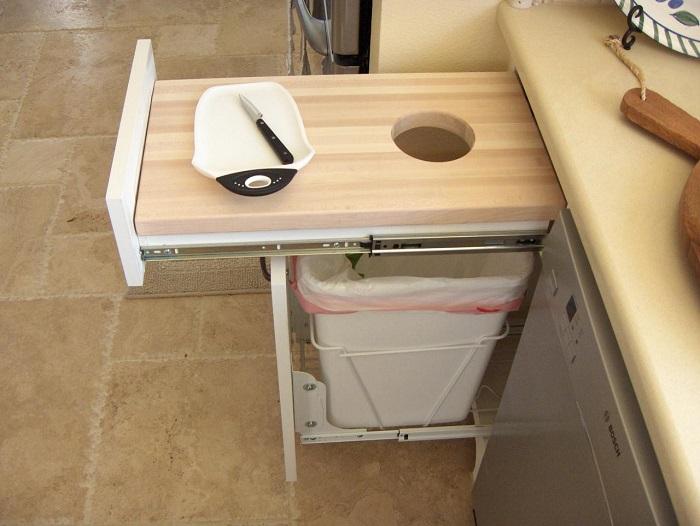 Это не только сэкономит пространство на кухне, но и ваше время на приготовление блюд.