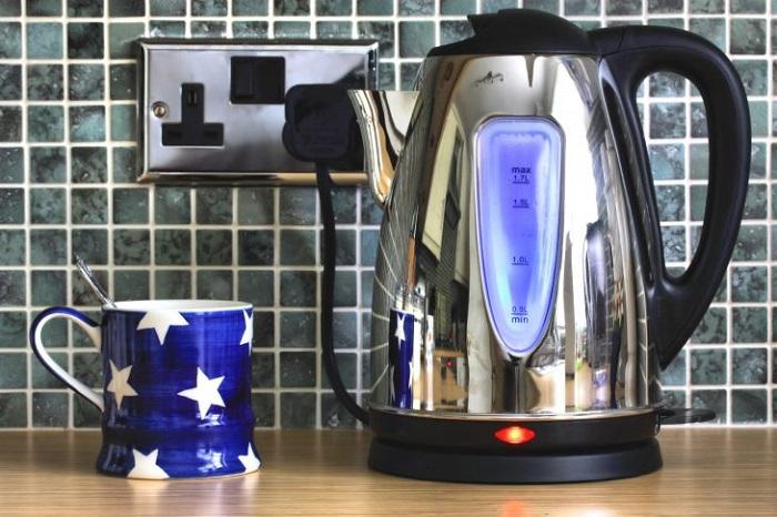 Быстрое нагревание чайника, за счет ежедневного избавления о накипи.