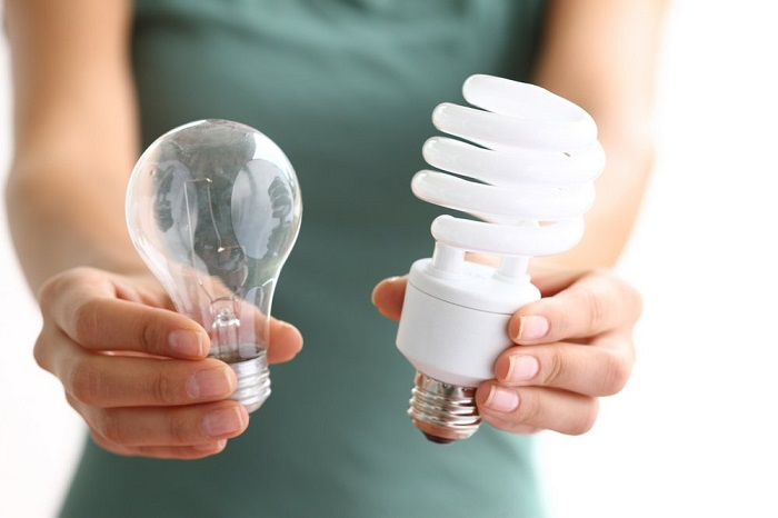 Используйте энергосберегающие лампочки, и  ваши значительные затраты сократятся довольно быстро.