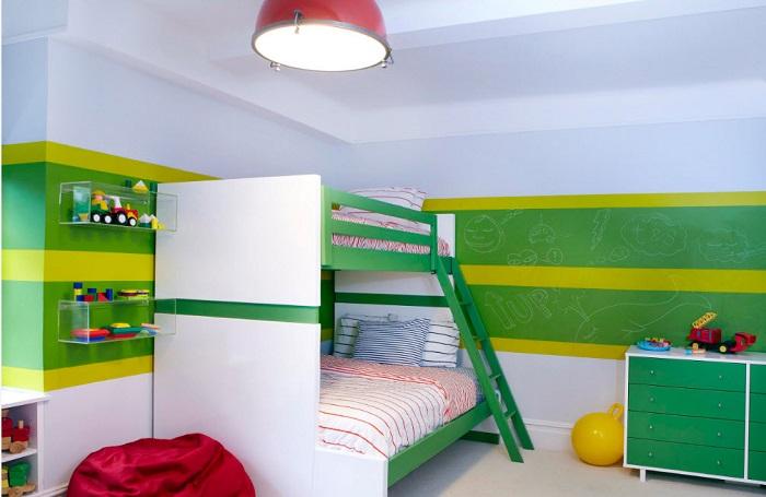 С помощью разных мелочей вы сможете создать неповторимую комнату.