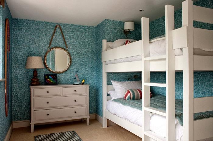 Отдыхая в такой кровати, вам будет вспоминаться детство, но одна разница в том, что эта кровать удобнее.