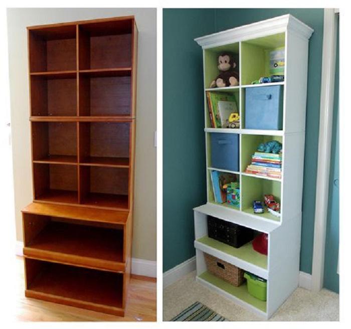 Идеальный вариант для детской комнаты.