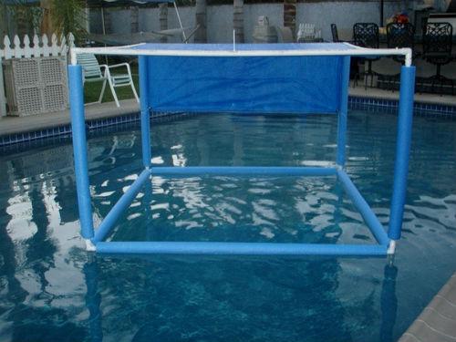 Загар в воде самый лучший и эффективный. Но тенёк тоже важен.