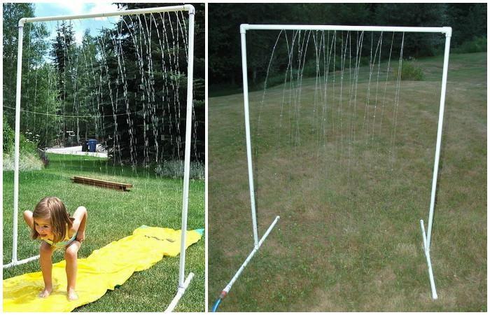Для летнего охлаждения самый лучший вариант.