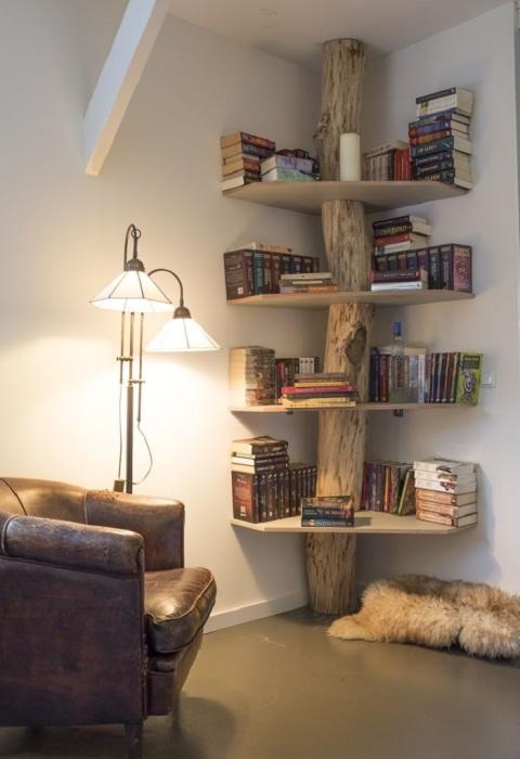 Такой дизайн вы встретите не в каждом доме. Поэтому сделайте свой дом уникальным.
