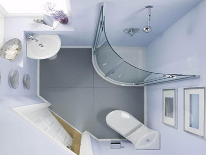 Установив всю сантехнику правильно в комнате, у вас появится чуть больше свободного пространства.