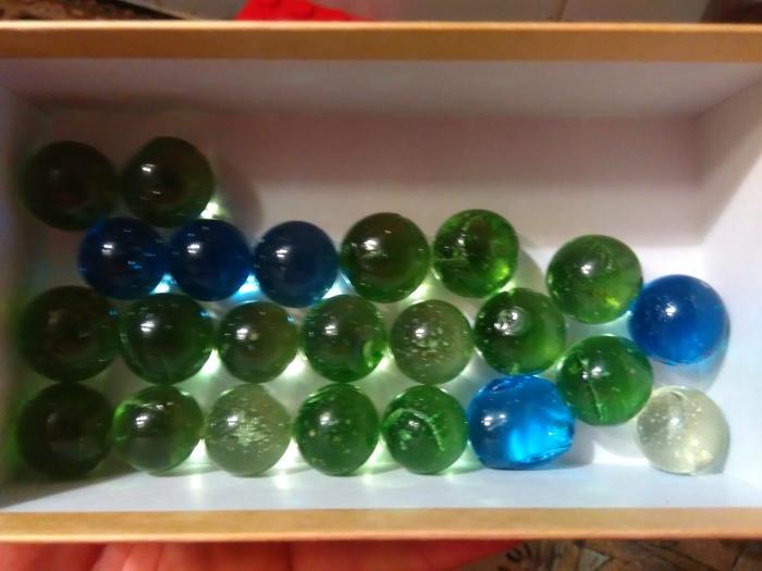 Стеклянные шарики. \ Фото: google.com.