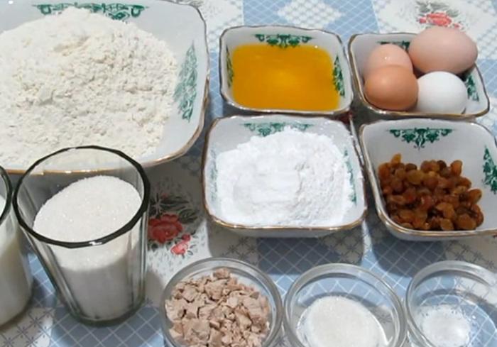 Подготовьте все необходимые продукты заранее. \ Фото: myaltynaj.ru.