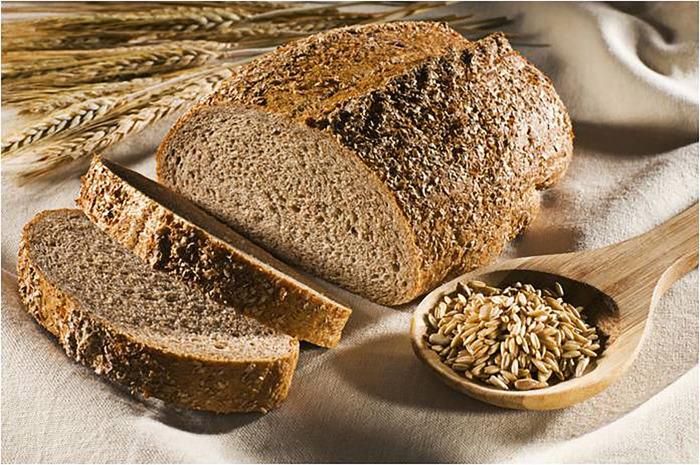 Цельнозерновой хлеб. \ Фото: aditivosingredientes.com.