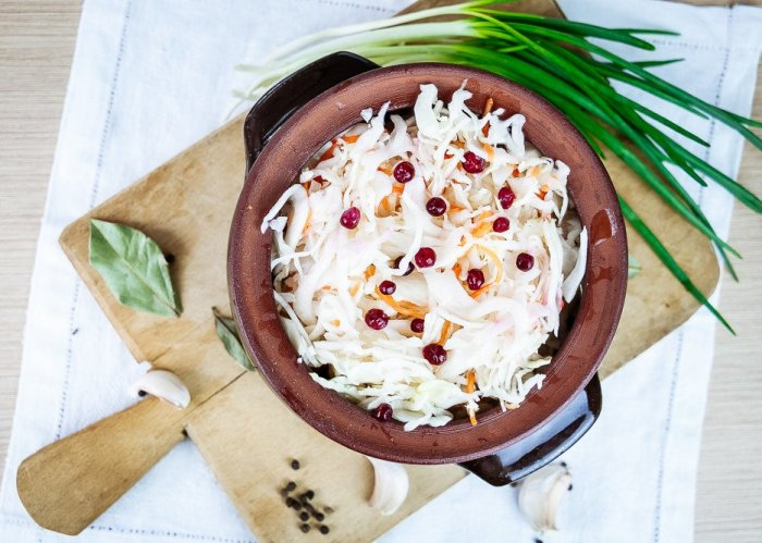 Постный салат. \ Фото: dselection.ru.