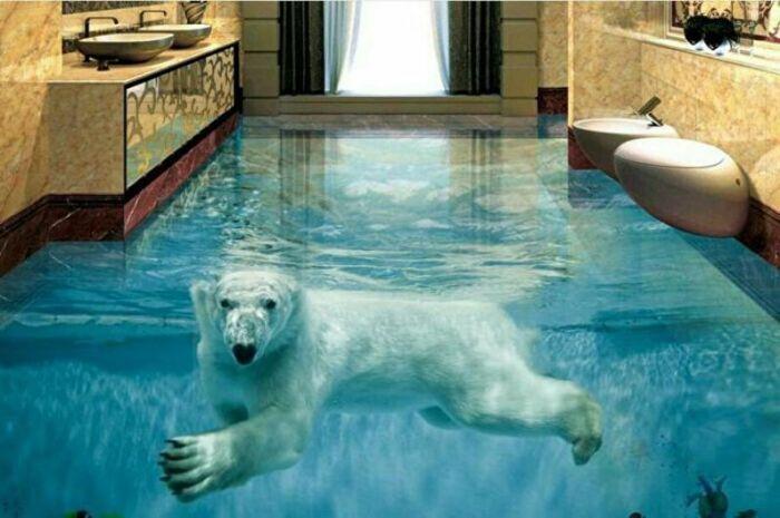 Белый медведь. \ Фото: designhistory.com.