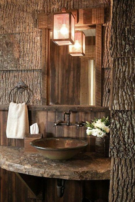 Панели подходят для декорирования не только стен, но и потолков, мебели и прочих предметов интерьера.