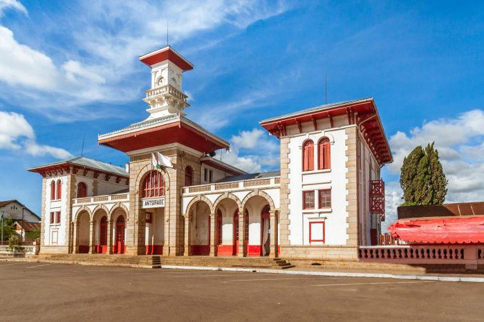 Центральный железнодорожный вокзал. \ Фото: tooku.be.