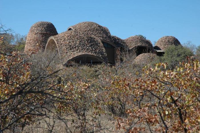 Архитектурное сооружение Timbrel Vaulting (проект Питера Рича), ЮАР. \ Фото: notechmagazine.com.